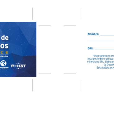 Tarjeta Beneficios Alliance discos BEC By Pass Roket Cerebro Genux
